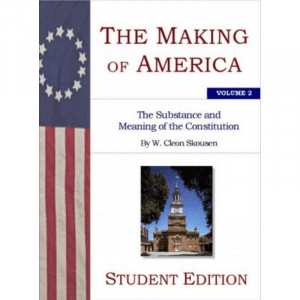 The Making of America Volume 2 – Student Edition