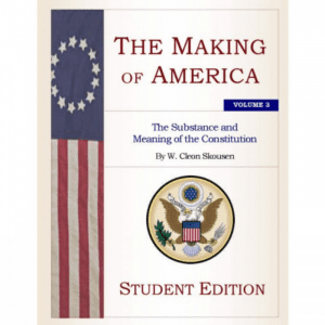 The Making of America Volume 3 – Student Edition