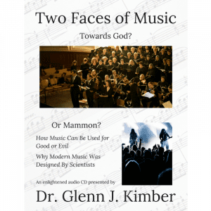 Two Faces of Music