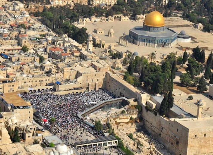 JerusalemAerialPhoto1