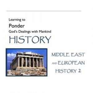 Hook Dates of the Middle East & European History – Volume 2