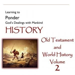 Hook Dates of the Old Testament and World History – Volume 2